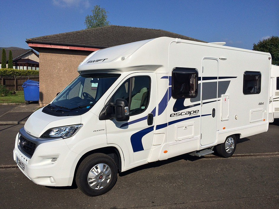 Explore Scotland by Motorhome